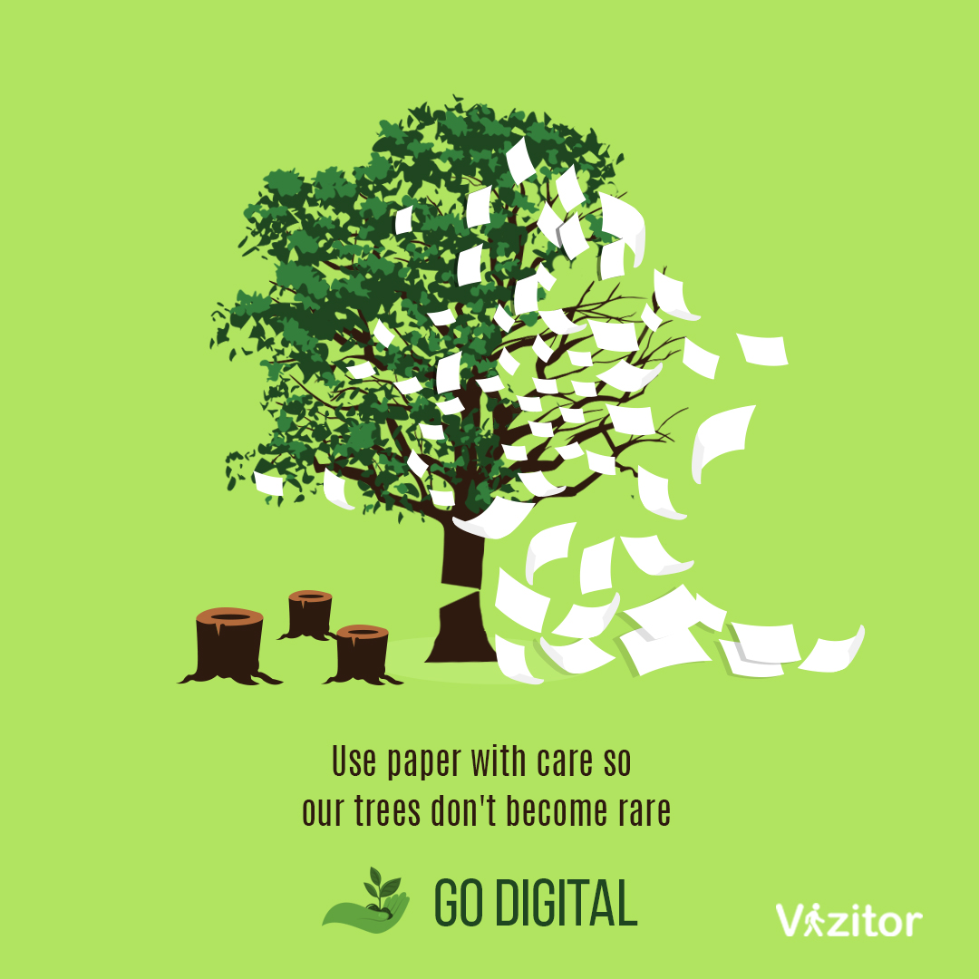 Gogreen with Vizitor